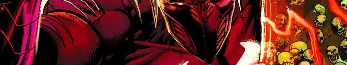 Could the Next Big Bad For The Flash Be Red Death?