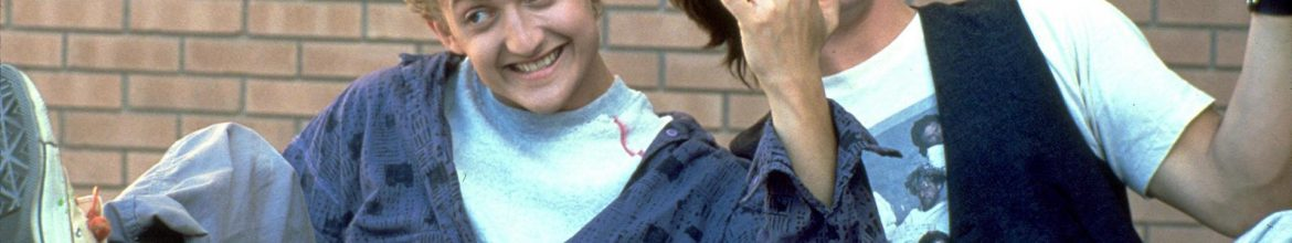 Bill & Ted's Daughters Cast in 'BILL & TED FACE THE MUSIC'
