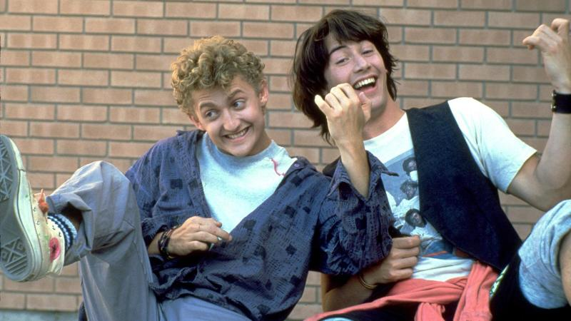 First Look Images For Bill & Ted Face The Music Released