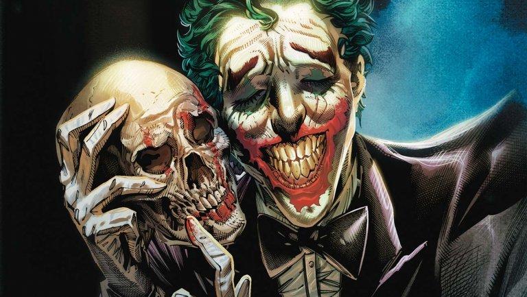 The Joker Geek Vibes Nation