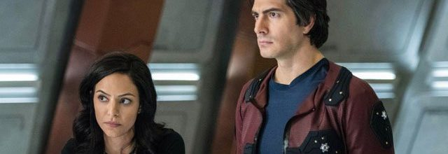 Brandon Routh and Courtney Ford to Depart 'Legends of Tomorrow'