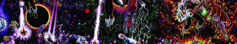 First Look at Grant Morrison's Blackstars #1 Revealed