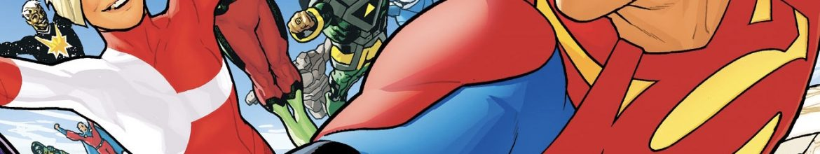 New Details for Legion of Super-Heroes #1