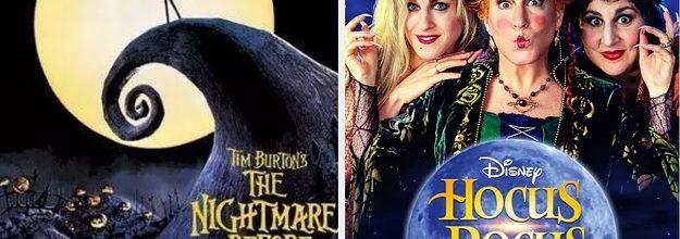 Tia's Picks: Top Five Halloween Movies