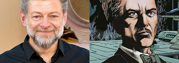 Andy Serkis is Reportedly In Talks to Play Alfred in Matt Reeves's The Batman
