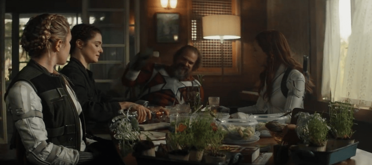 First Black Widow Trailer Takes a Look at Romanoff's Nuclear Family