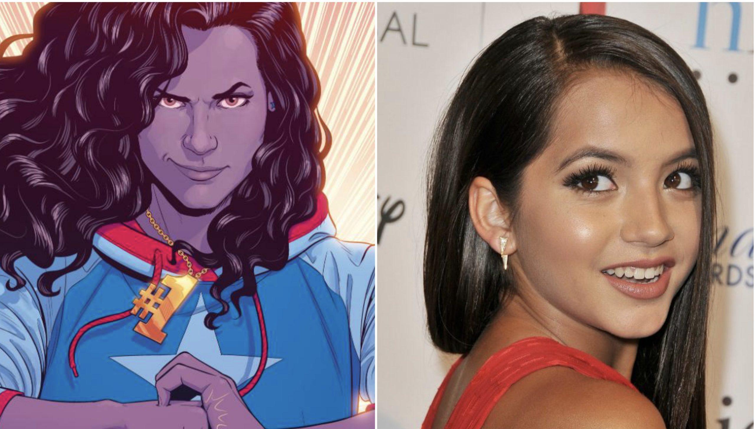 Geek Vibes Nation Isabela Moner America Chavez
