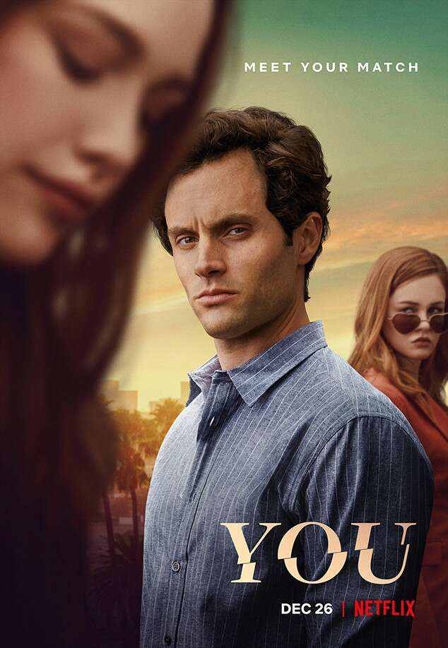 You Season Two Penn Badgley Netflix