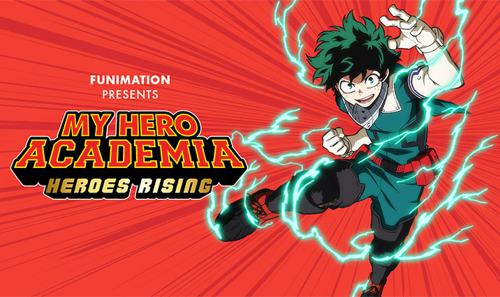My Hero Academia Heroes Rising What Does It Mean To Be A Hero