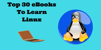 Free Books To Learn Linux
