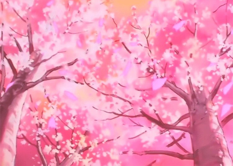 Wallpaper Background Cute Pink Sailor Moon Anime Backgrounds