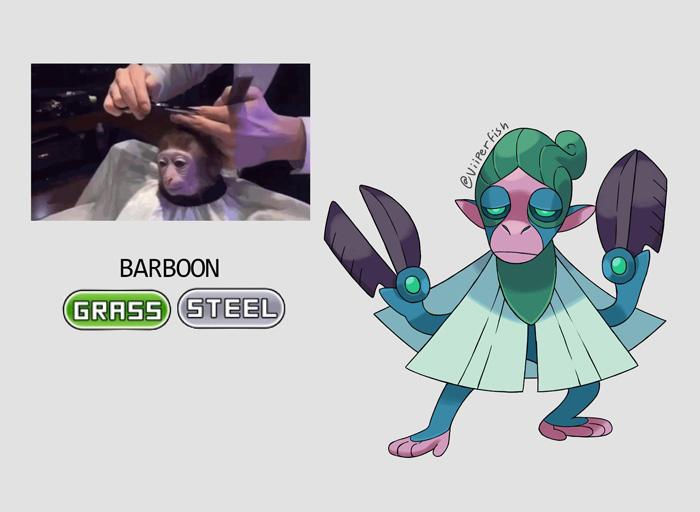 Meme Inspired Pokemon Fan Art