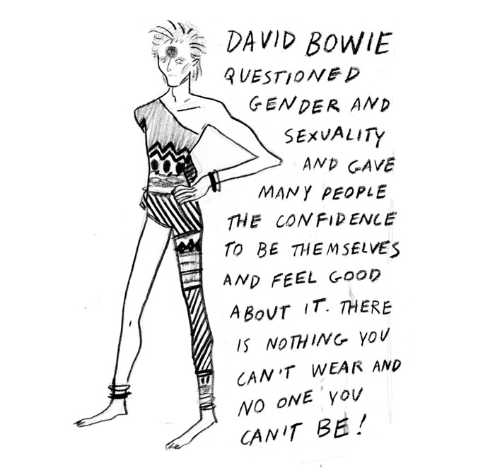 Why David Bowie Was So Important