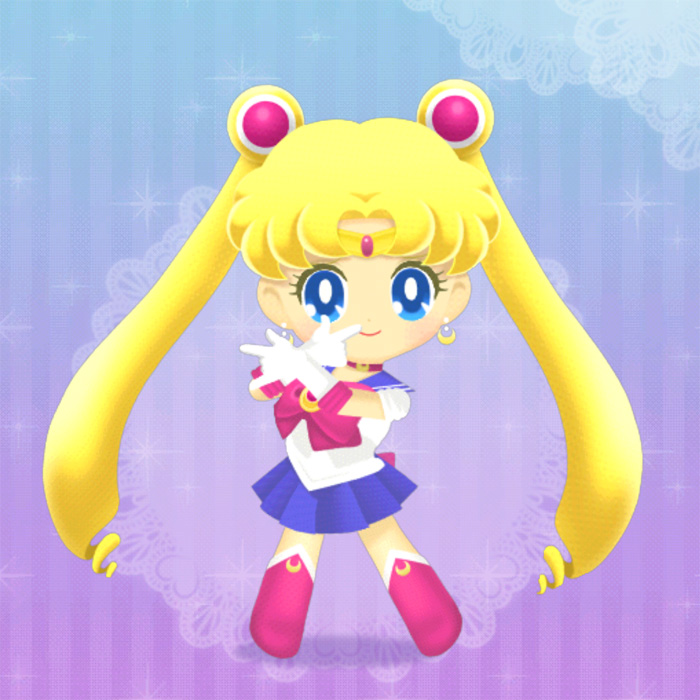 Beautiful Game Girls Wallpaper Sailor Moon Drops Available In English On Android And Ios
