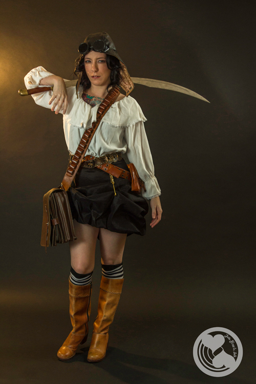Airship Captain Cosplay