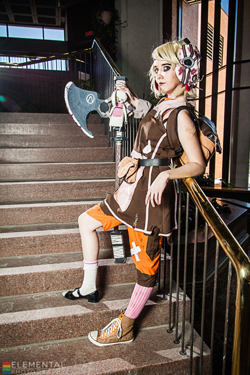 Borderlands Group Cosplay
