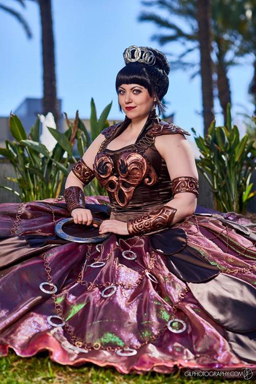 Xena Warrior Disney Princess Cosplay