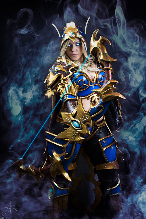 Sylvanas Windrunner From Heroes Of The Storm Cosplay