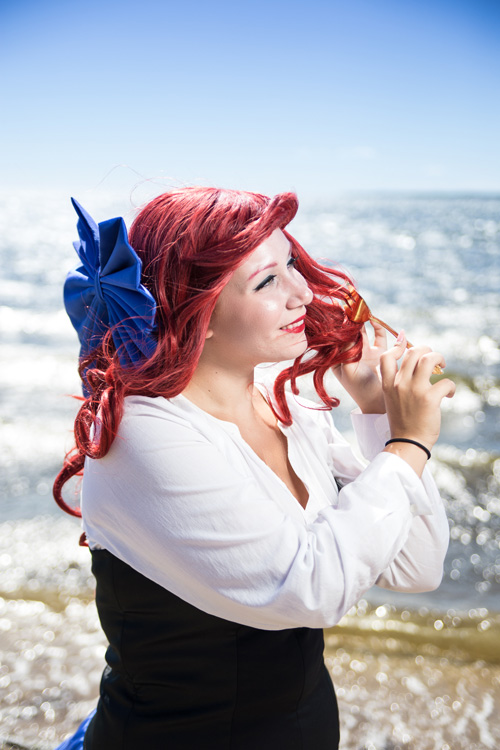 Ariel From The Little Mermaid Cosplays
