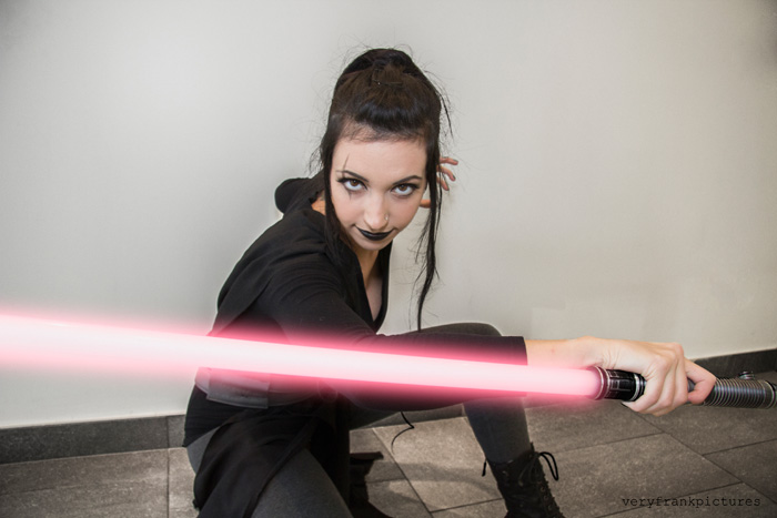 Sith Rey Cosplay