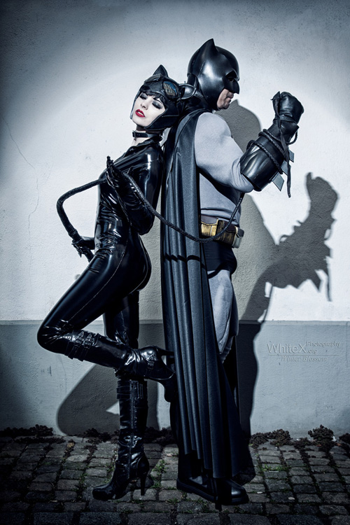Image result for batman catwoman cosplay -pinterest