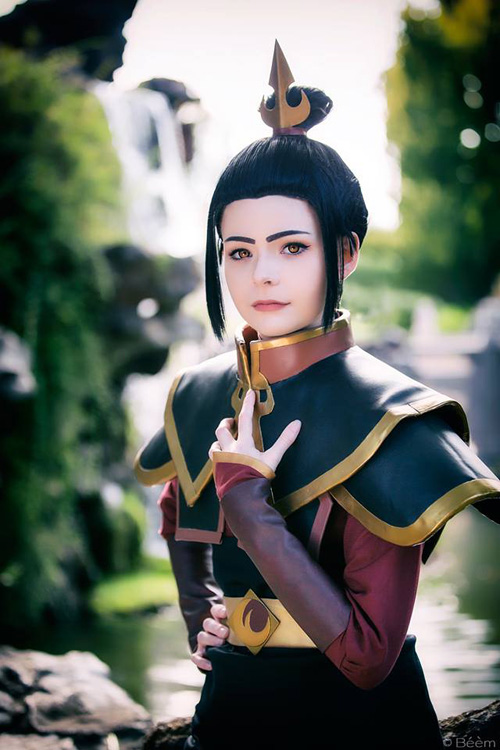 Azula From Avatar The Last Airbender Cosplay