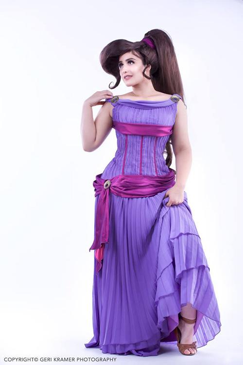 Megara Costume Girls