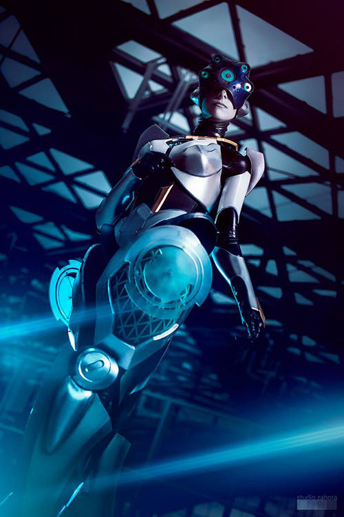 Project Camille from League of Legends Cosplay