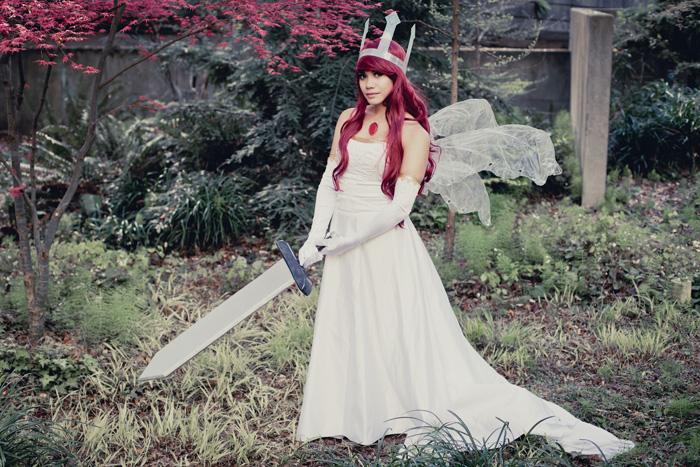 Aurora Costume Princess