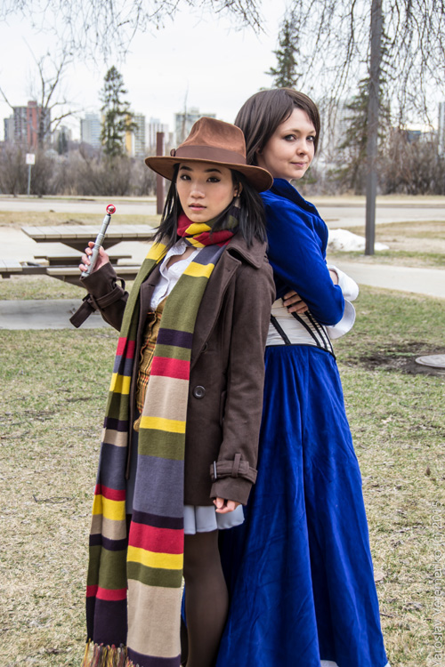 4th Doctor Cosplay