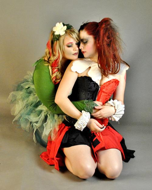 Harley Quinn Amp Poison Ivy Cosplay