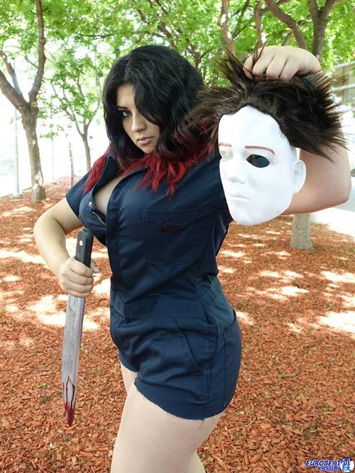 Killers Horror Group Cosplay