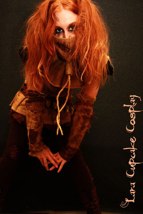 Female Scarecrow Cosplay