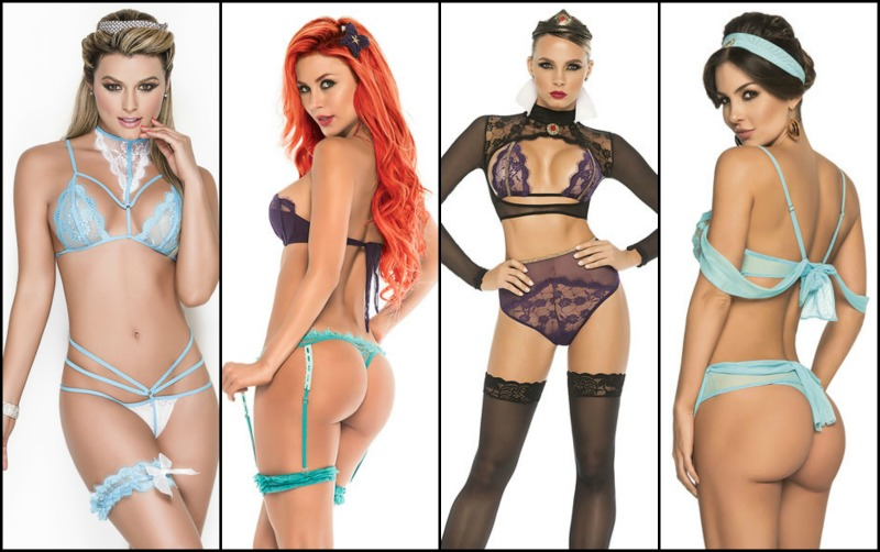 602f8f60c4d Fantasy Inspired Lingerie Sets by Yandy.com – geekXpop
