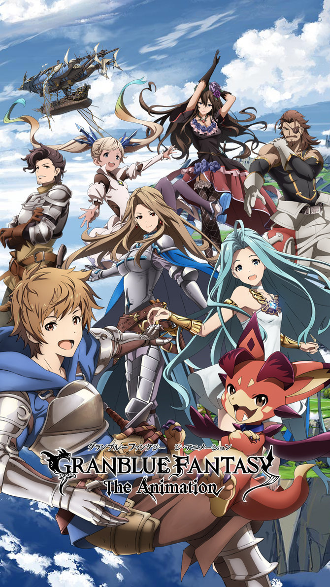 Granblue Fantasy The Animation Episode 1 Review Geekxpop