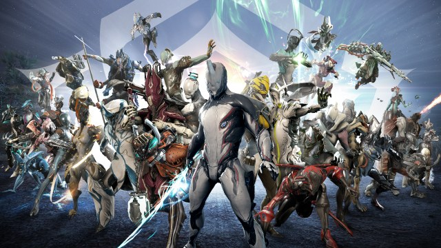 Warframe's New Zephyr Prime Now Available – geekXpop