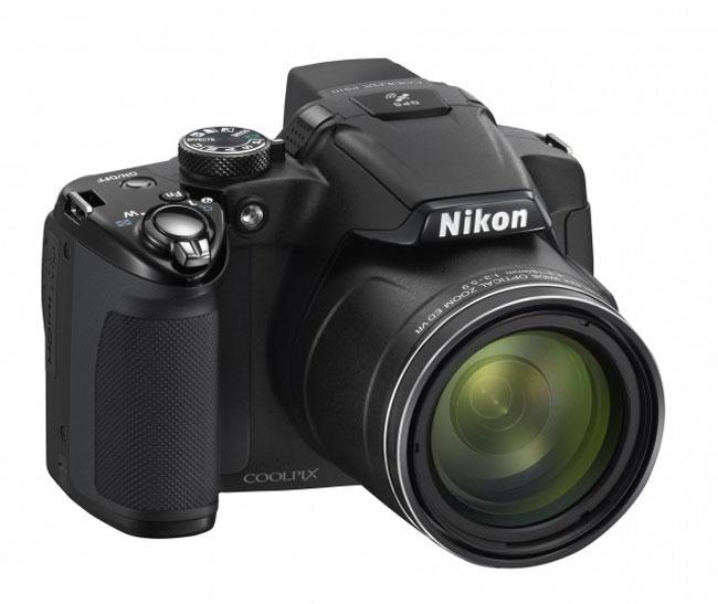 Nikon Coolpix P510 Superzoom Announced