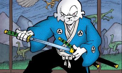 Netflix y James Wan realizarán una serie animada basada en Usagi Yojimbo