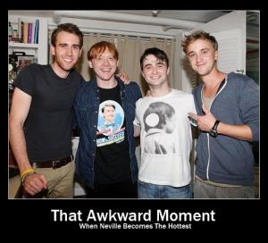 Neville is the hottest
