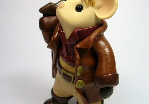 Captain Mal Reynolds Mouse