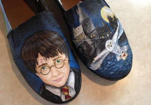 harry potter shoes