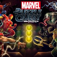 HorsePLAY! Marvel Puzzle Quest Strategies With CaptinChaos & Yogizilla