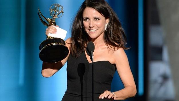 2015 Emmy Kazananlar Julia Louis-Dreyfus