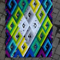 The Vortex Quilt