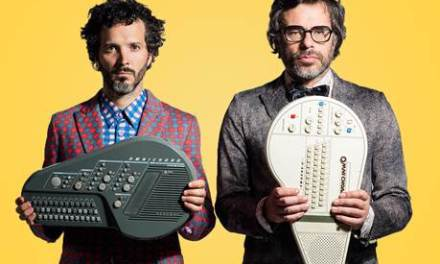 It's Business Time – Flight of The Conchords come to Genting Arena