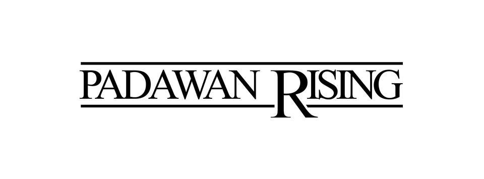 padawan rising logo