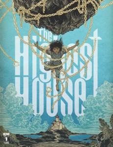 Geek Comic - The Highest House