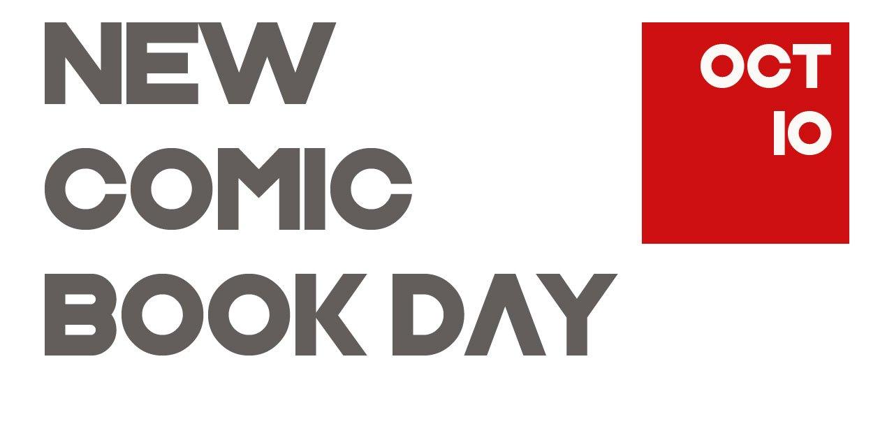 Infinite Dark #NewComicBookDay 10th October 2018