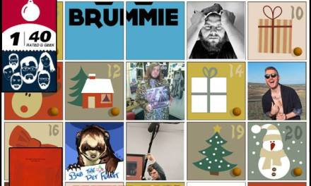 The Geeky Brummie Podcast – Issue 140!