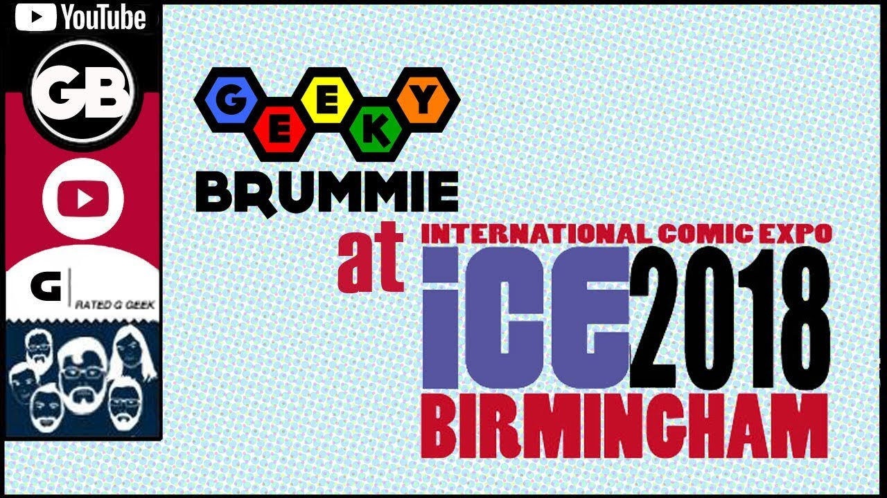 ICE Comic Con